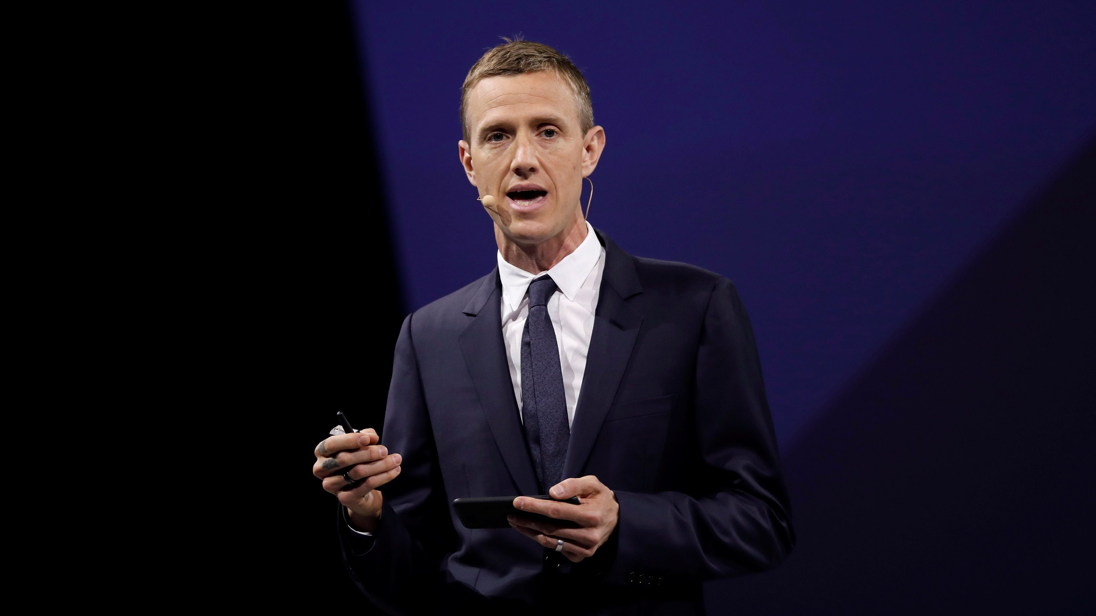 """LVMH's chief digital officer, Ian Rogers, says """"digital"""" is a nonsense word"""