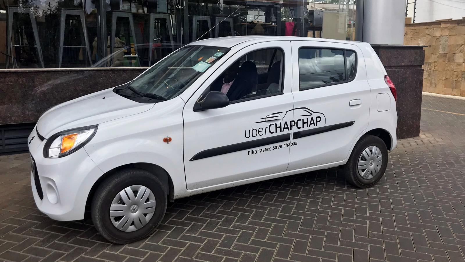 Uber Car Choices >> Uber Suzuki To Expand Low Cost Chapchap In Africa Quartz