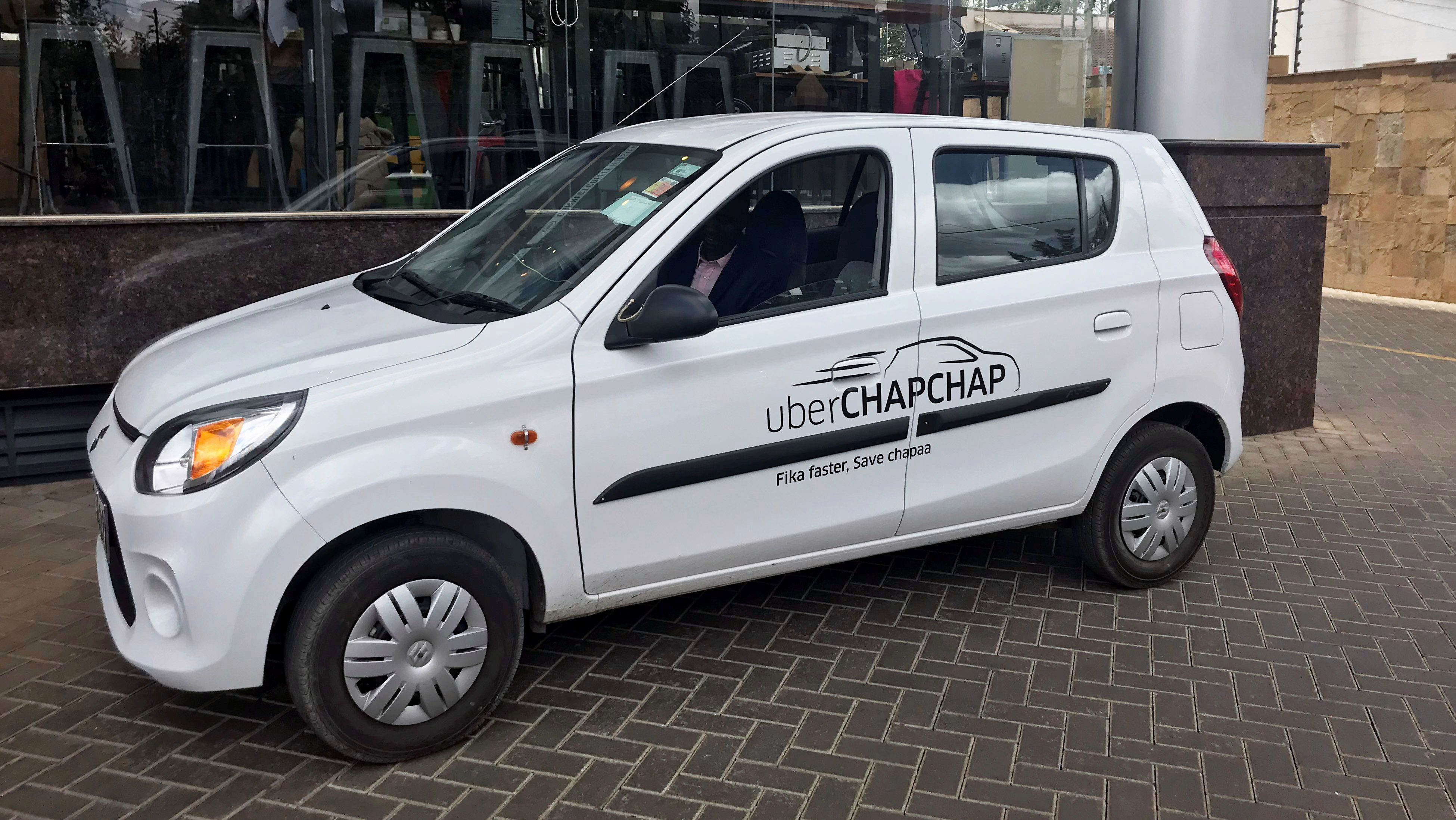 What Cars Qualify For Uber >> Uber Suzuki To Expand Low Cost Chapchap In Africa Quartz
