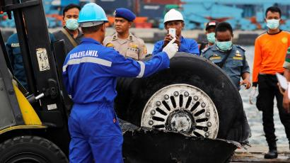 Lion Air crash report details pilot battle with Boeing 737
