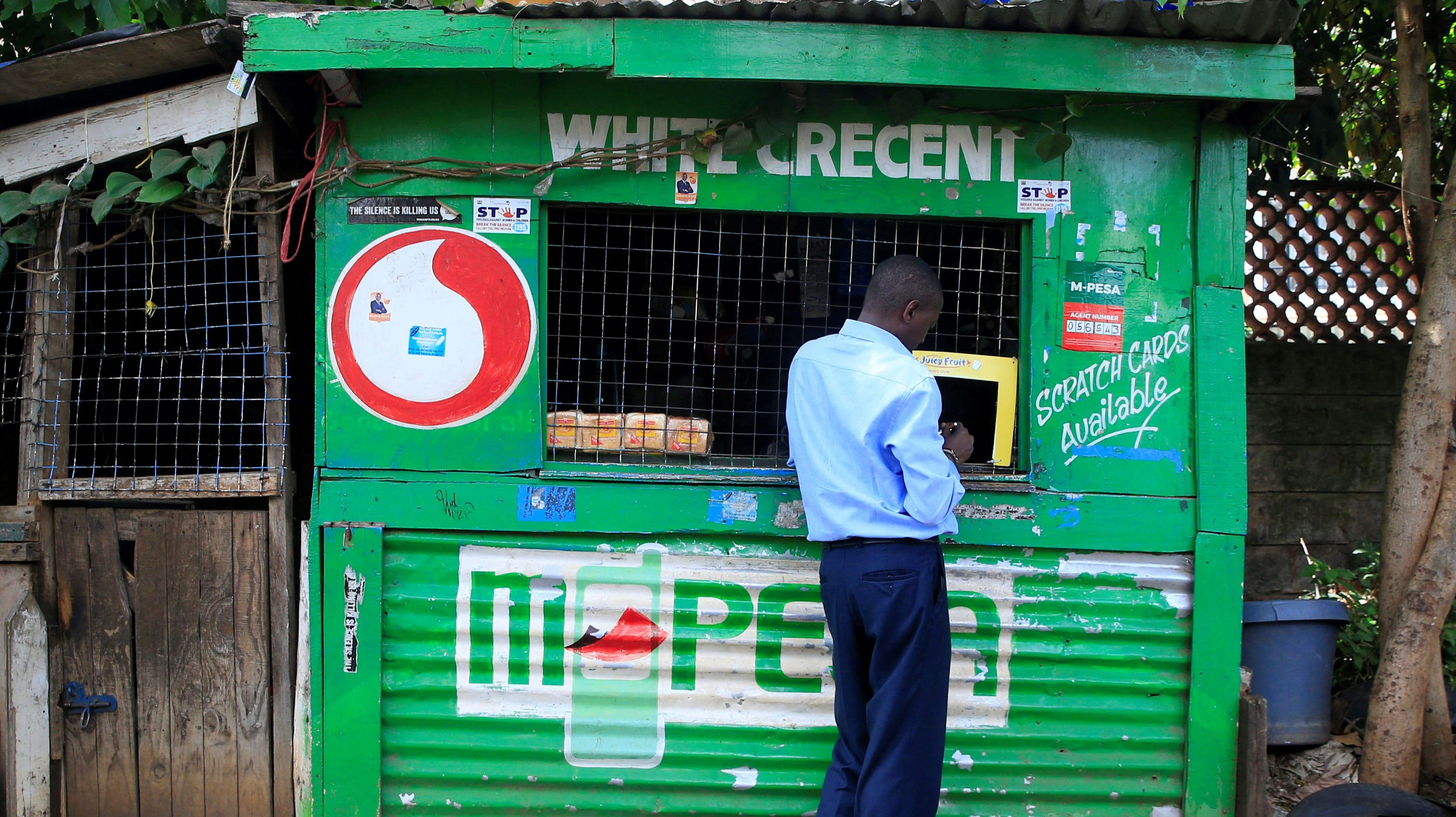 Western Union in mobile money deal with Safaricom's MPesa