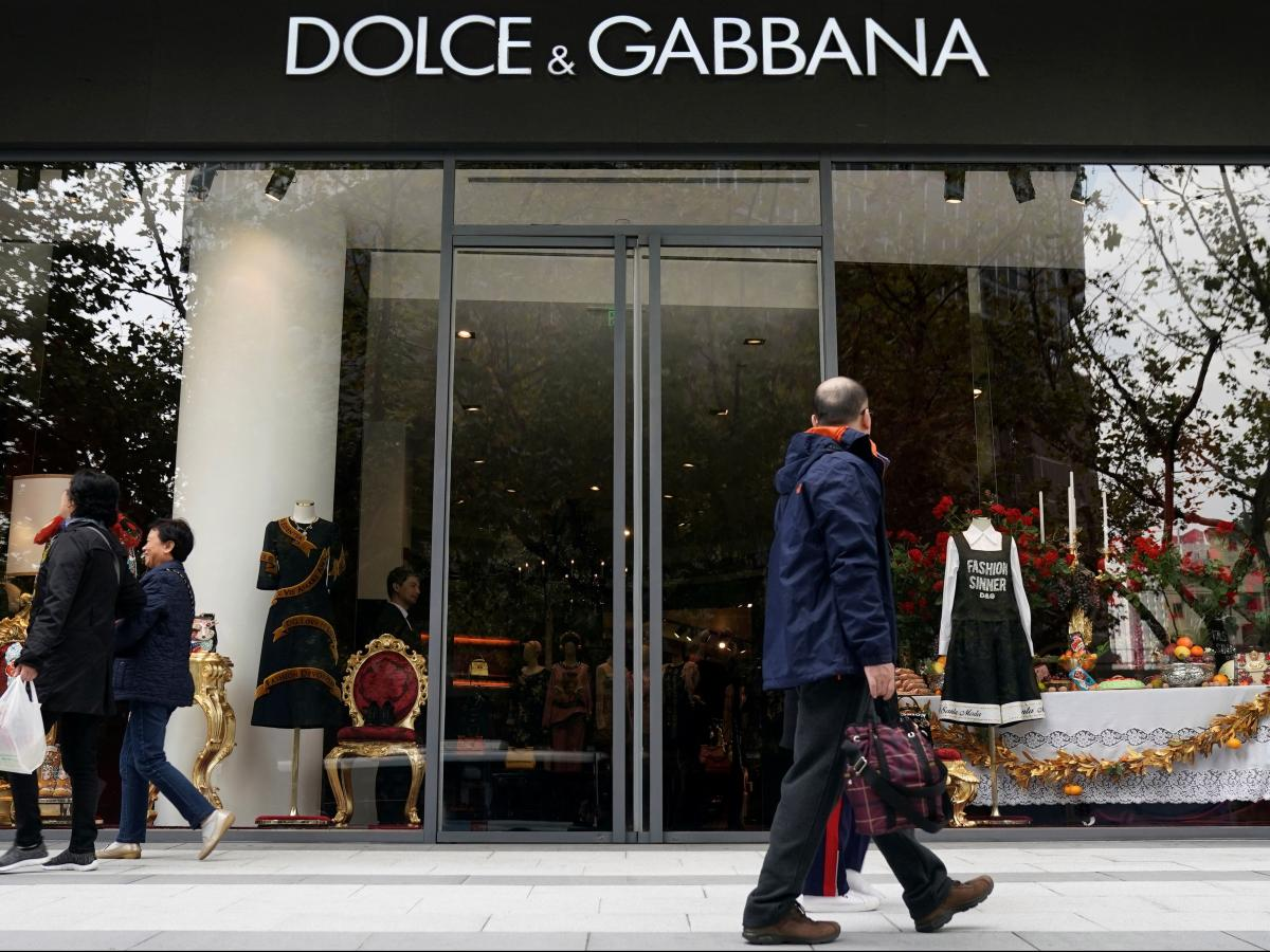 4f3ef8e664e3 Dolce   Gabbana s racism debacle in China could cost it a fortune — Quartzy