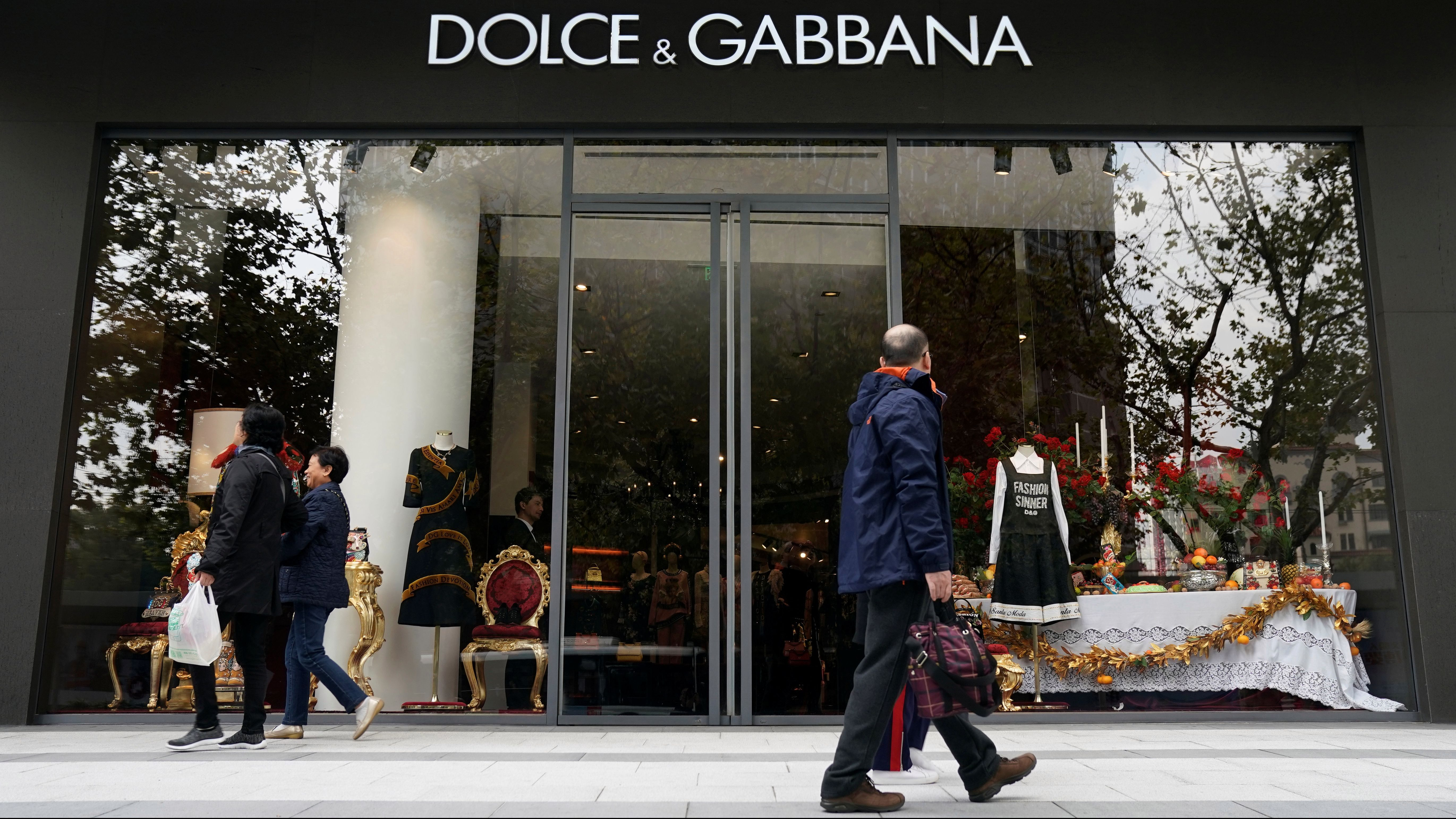 80d781494 Dolce   Gabbana s racism debacle in China could be one of the costliest  brand missteps ever
