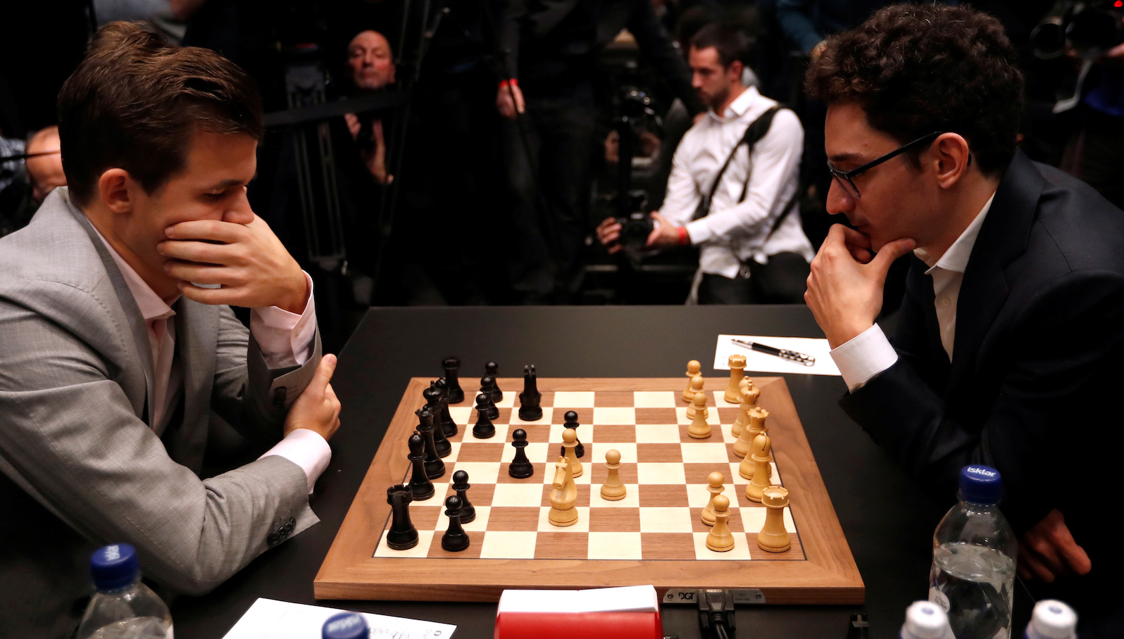 Chess: What will happen on final day of Magnus Carlsen vs