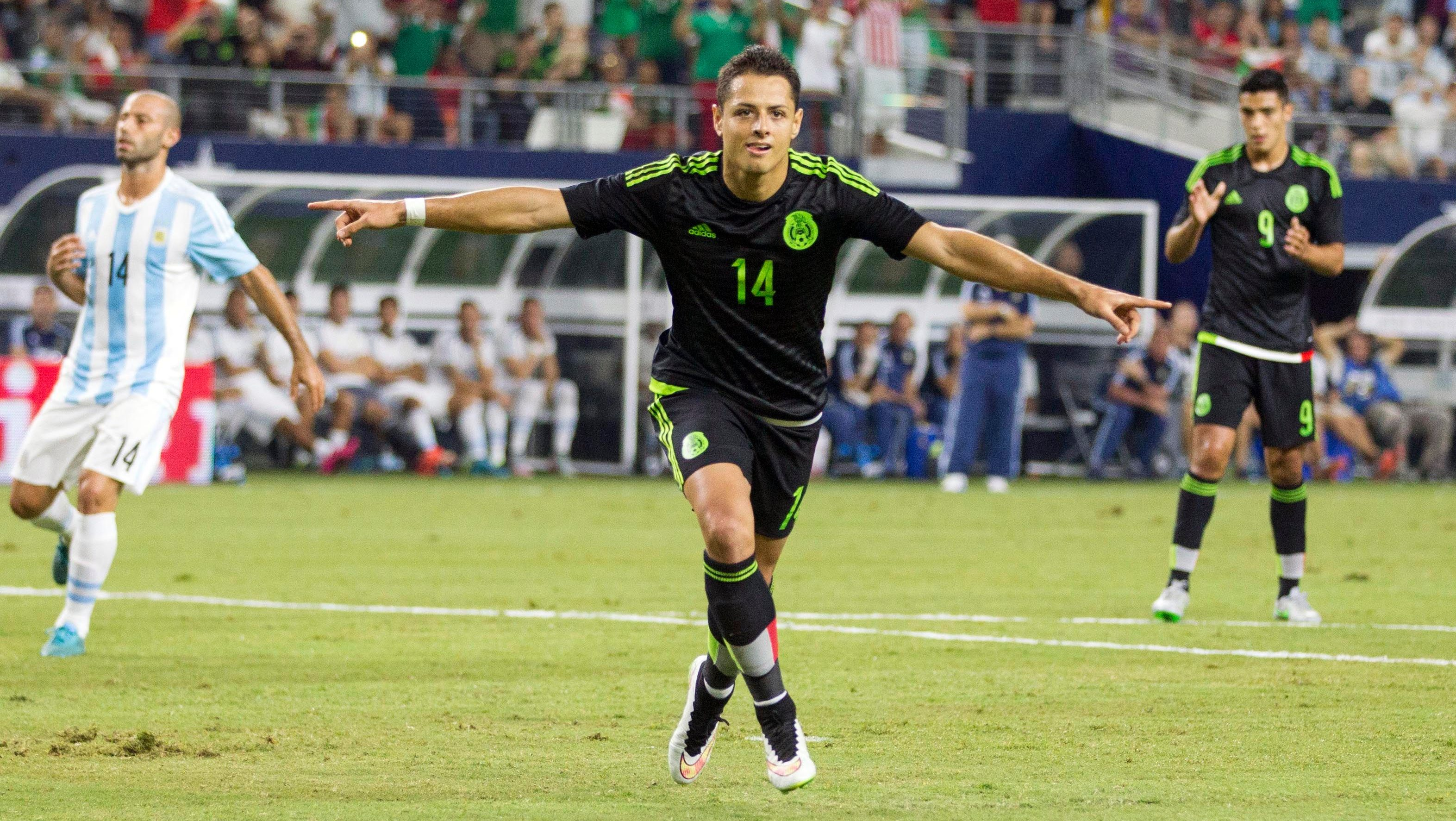 Mexico s national soccer team will be at home at Dallas  NFL stadium a05df8b05