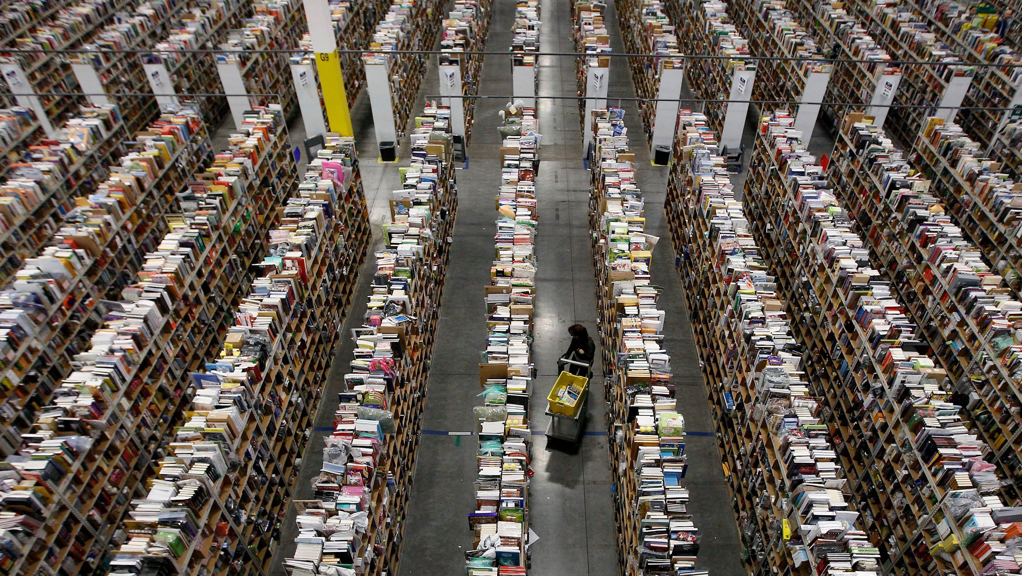Amazon has everything it needs to make massively popular algorithm-driven fiction