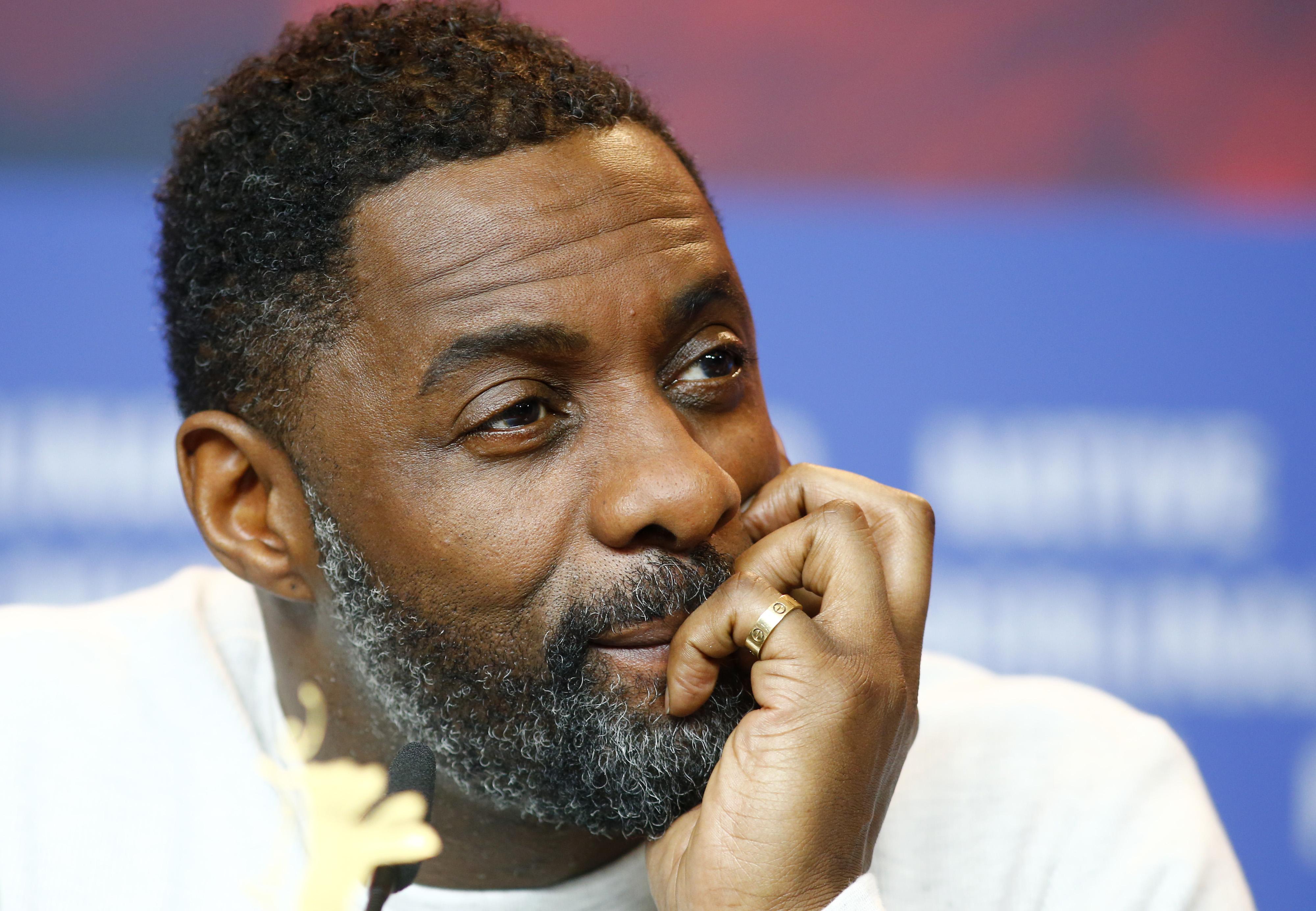 Idris Elba Is Peoples -3746