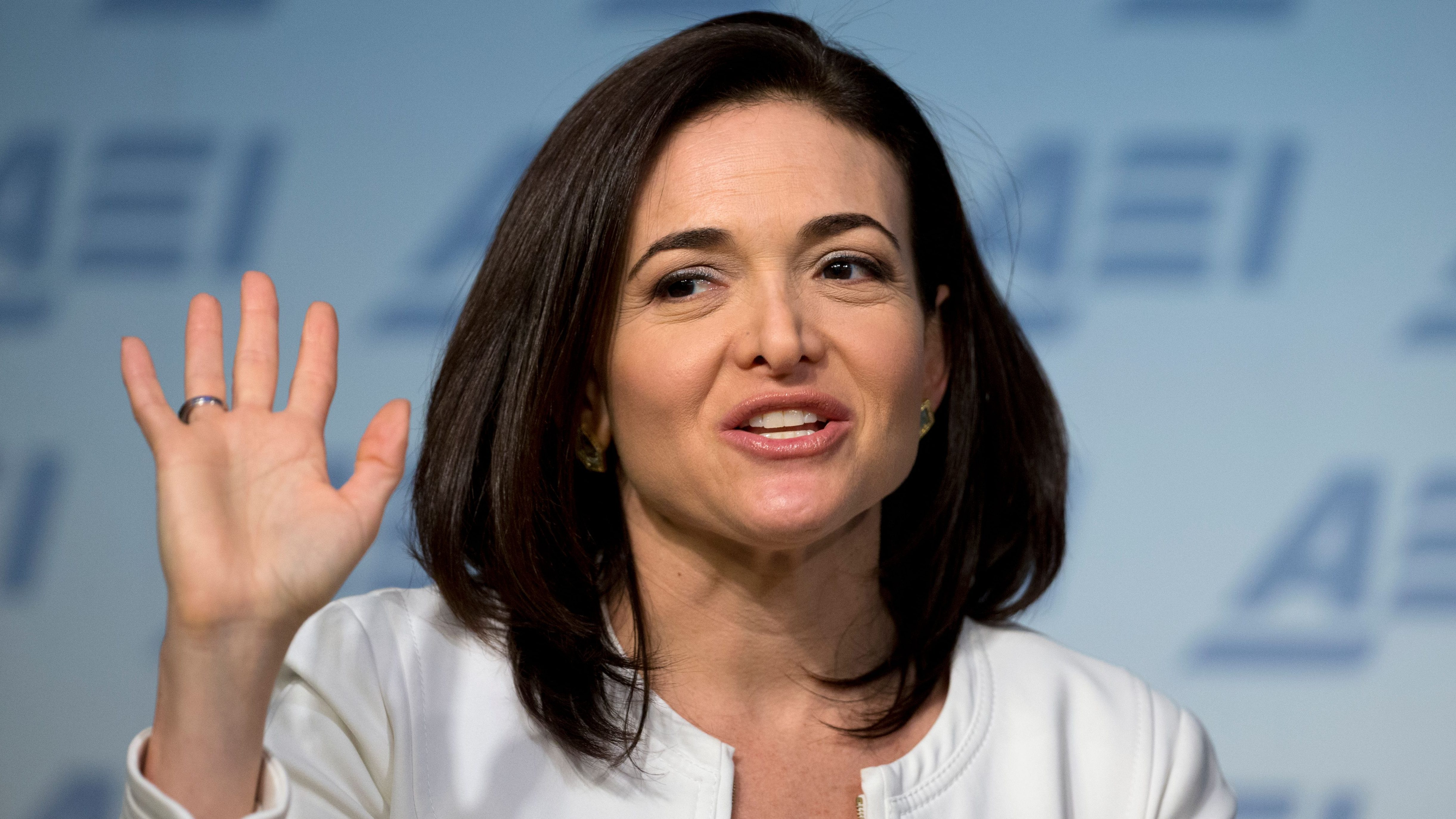 Why are we surprised to meet this Sheryl Sandberg?