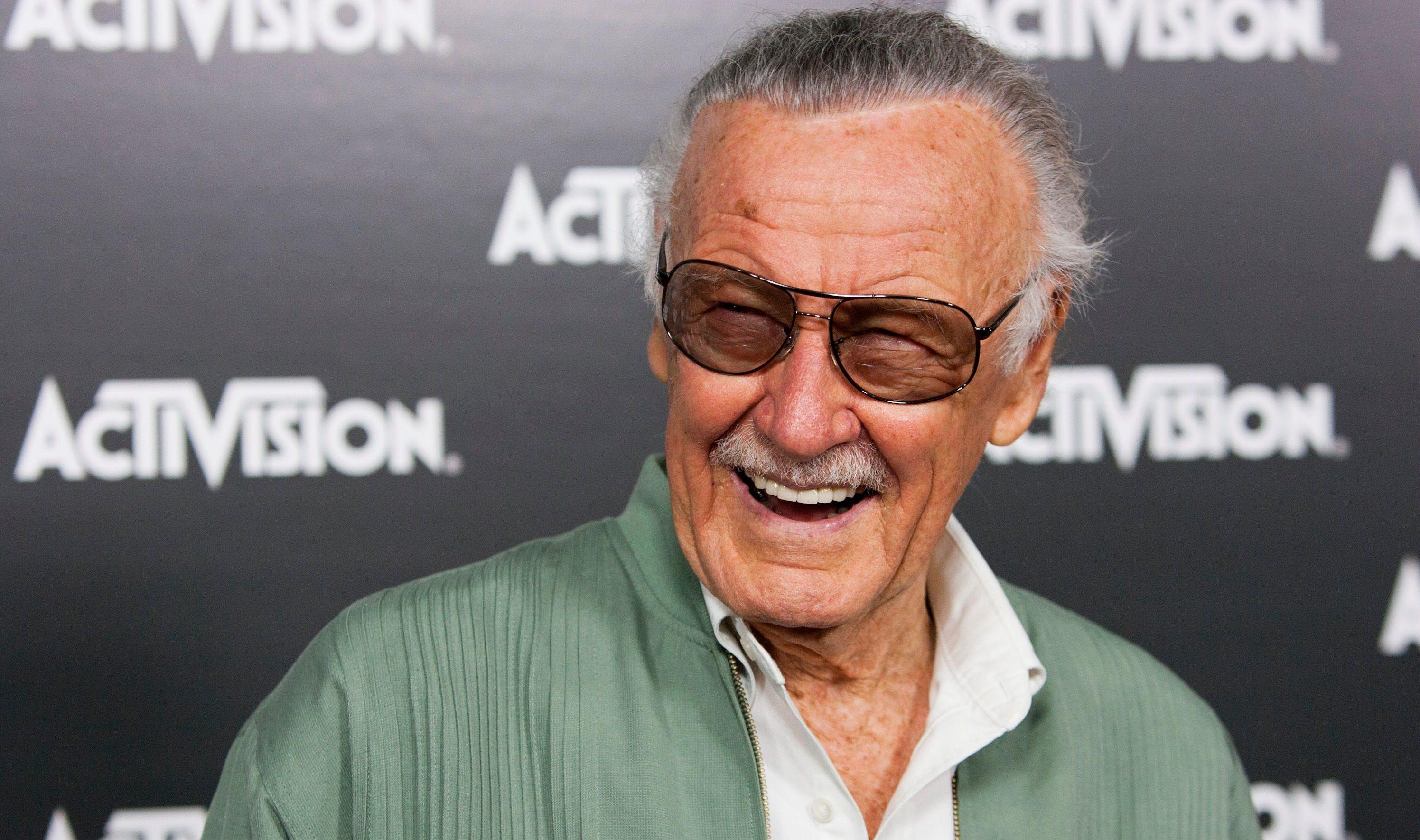 Stan Lee calls Uslan