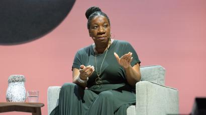 "Tarana Burke TED talk: ""Me Too is a movement, not a moment ..."
