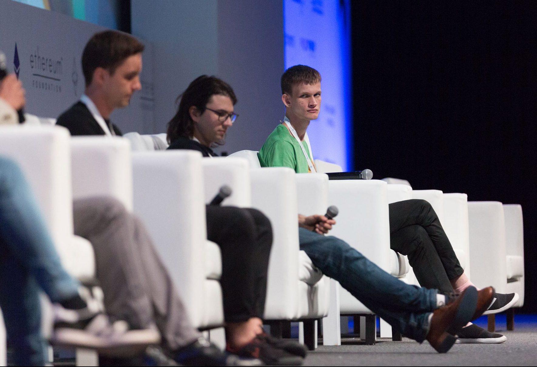 Ethereum co-founder Vitalik Buterin