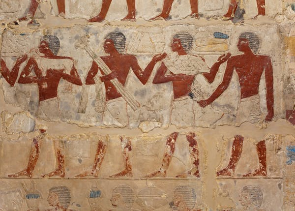 ancient egypt s economy complex taxes led to building pyramids