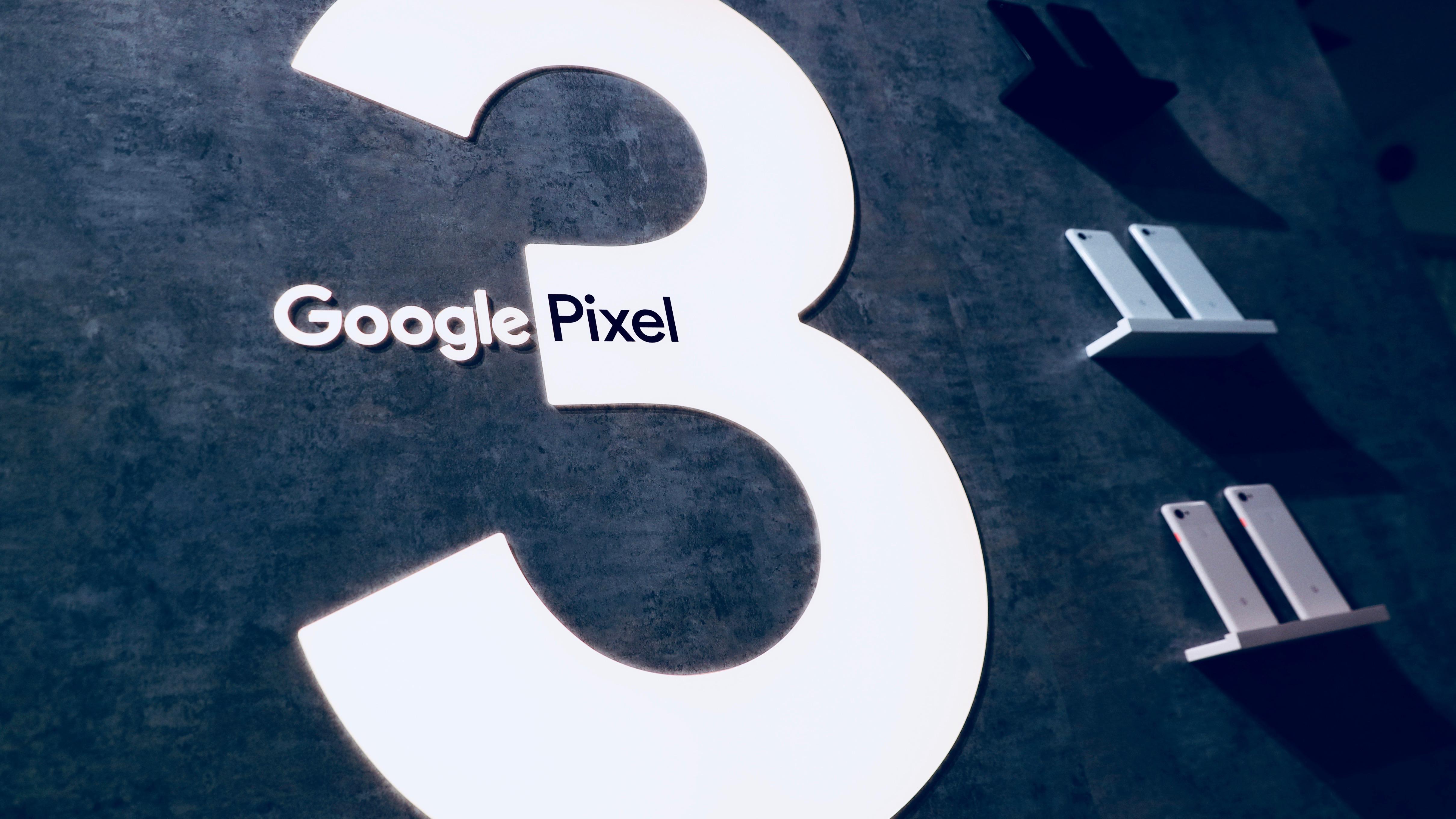 Google Pixel 3.