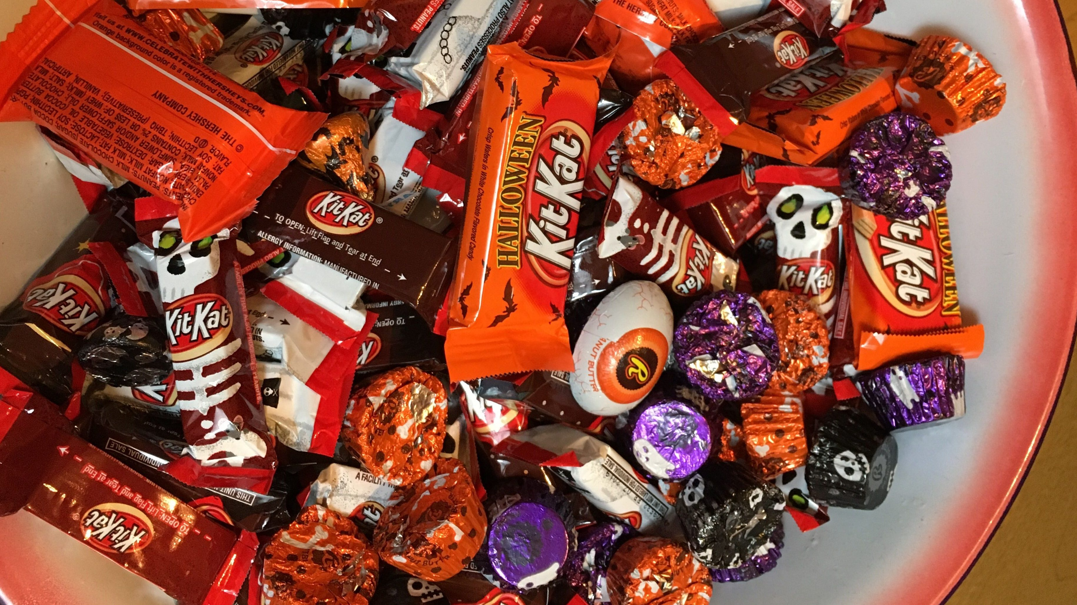 Here is permission to throw away your leftover Halloween