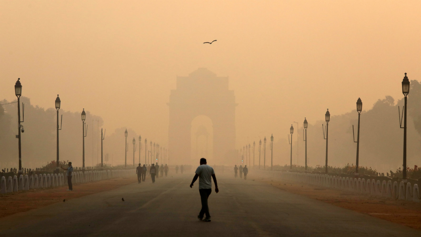 Pollution In Delhi Has Resulted In Smaller Lung Size In Children: Study