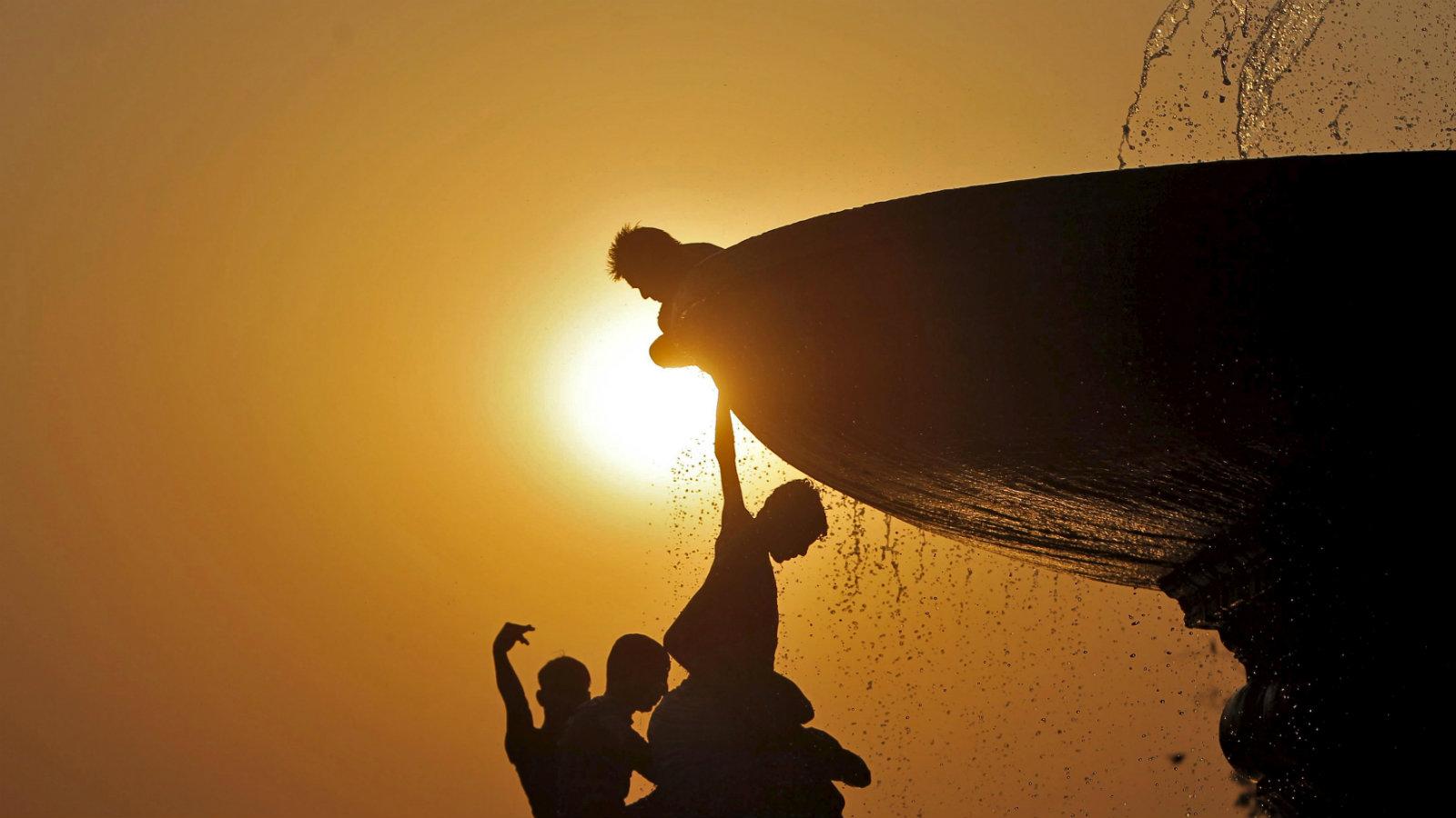 India-heatwave-heat-climate-change