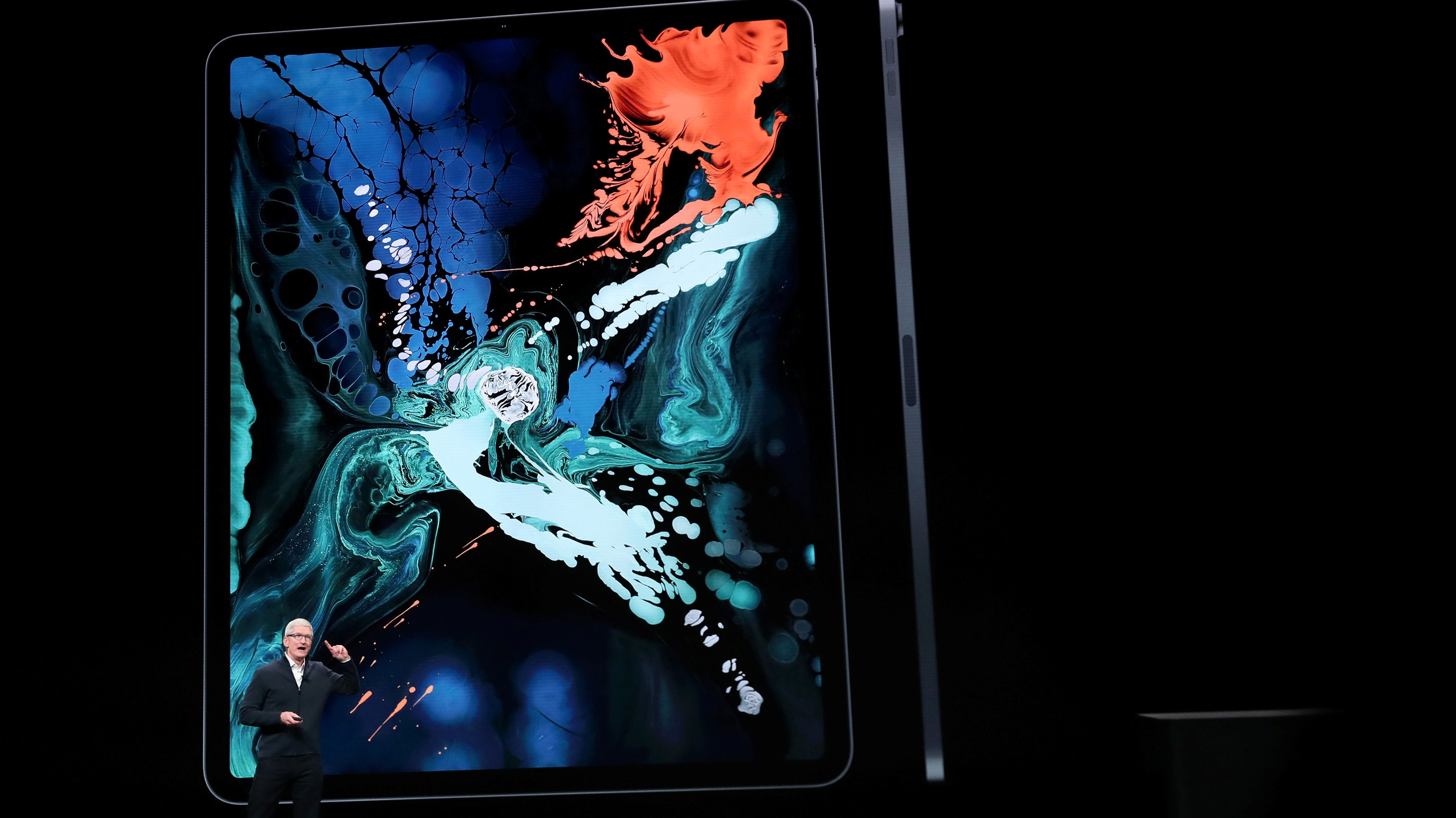 Reviewers say the new iPad Pro is giving your laptop a run for its money