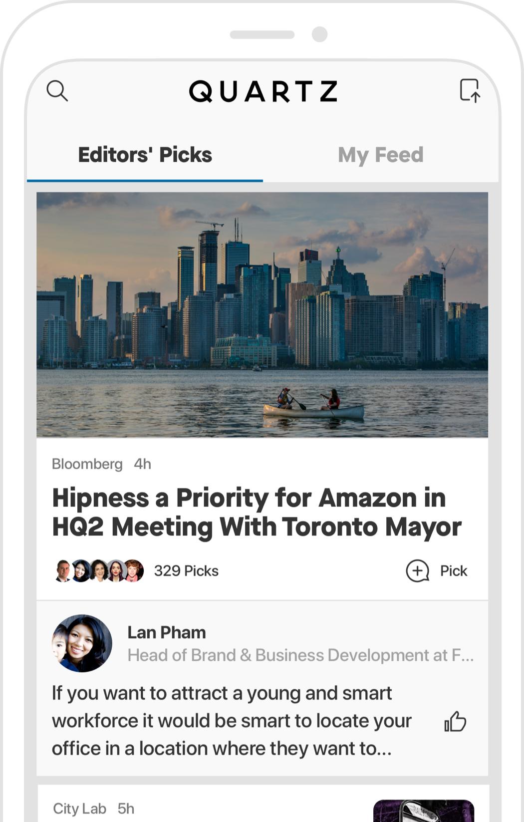 Editors' Picks Screenshot
