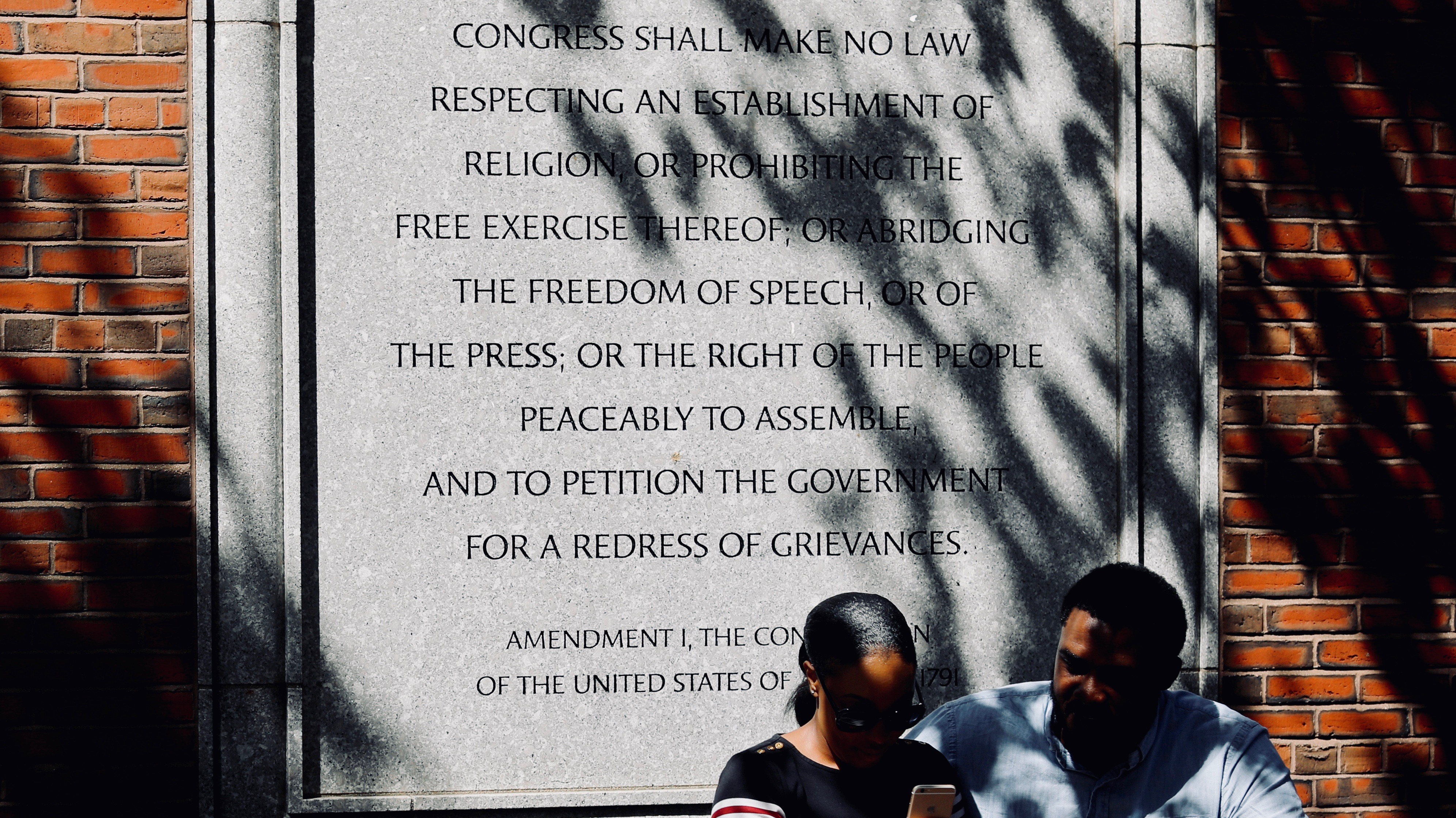 Conservatives and liberals alike can agree that a free press and free speech are fundamental to American life.