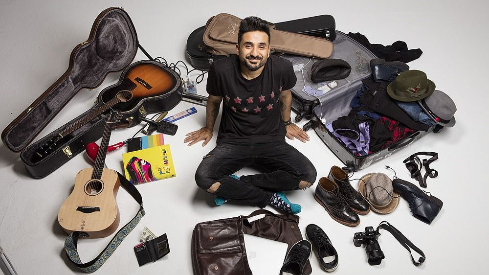 Comic Vir Das explains why it s a great time to be Indian in the world 69cf6f7e731df