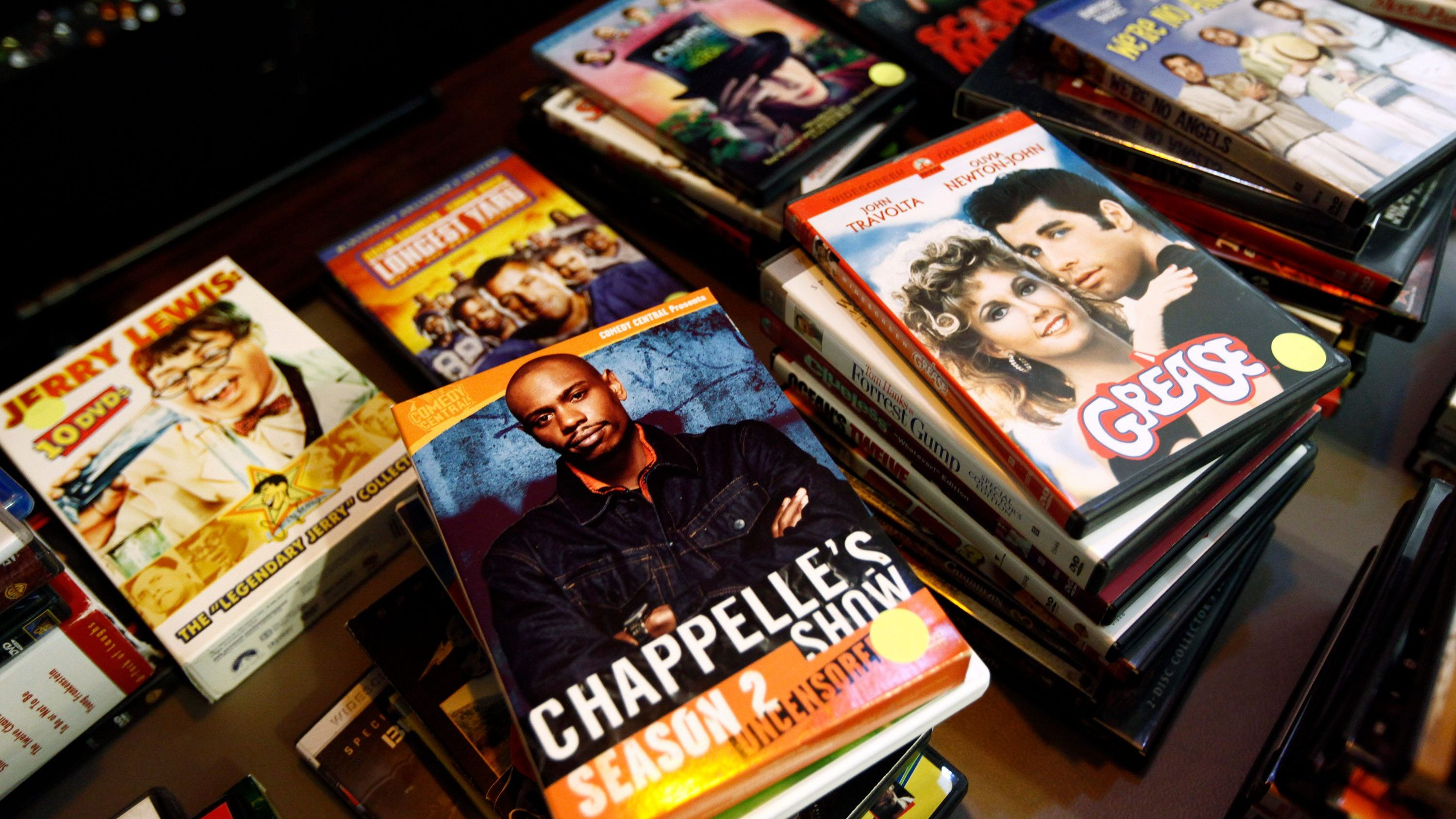 Netflix won't always be there to stream your favorite TV reruns. Your DVDs will
