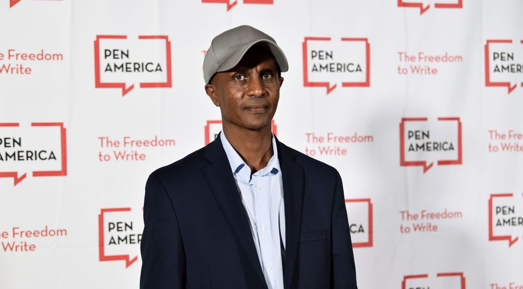 Journalist Eskinder Nega attends the 2018 PEN America Literary Gala at the American Museum of Natural History on Tuesday, May 22, 2018, in New York.