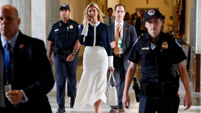 Ivanka Trump's Dominican Republic vacation cost US taxpayers $58,000