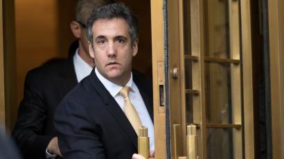 Cohen's Stormy Daniels payments broke campaign finance laws.