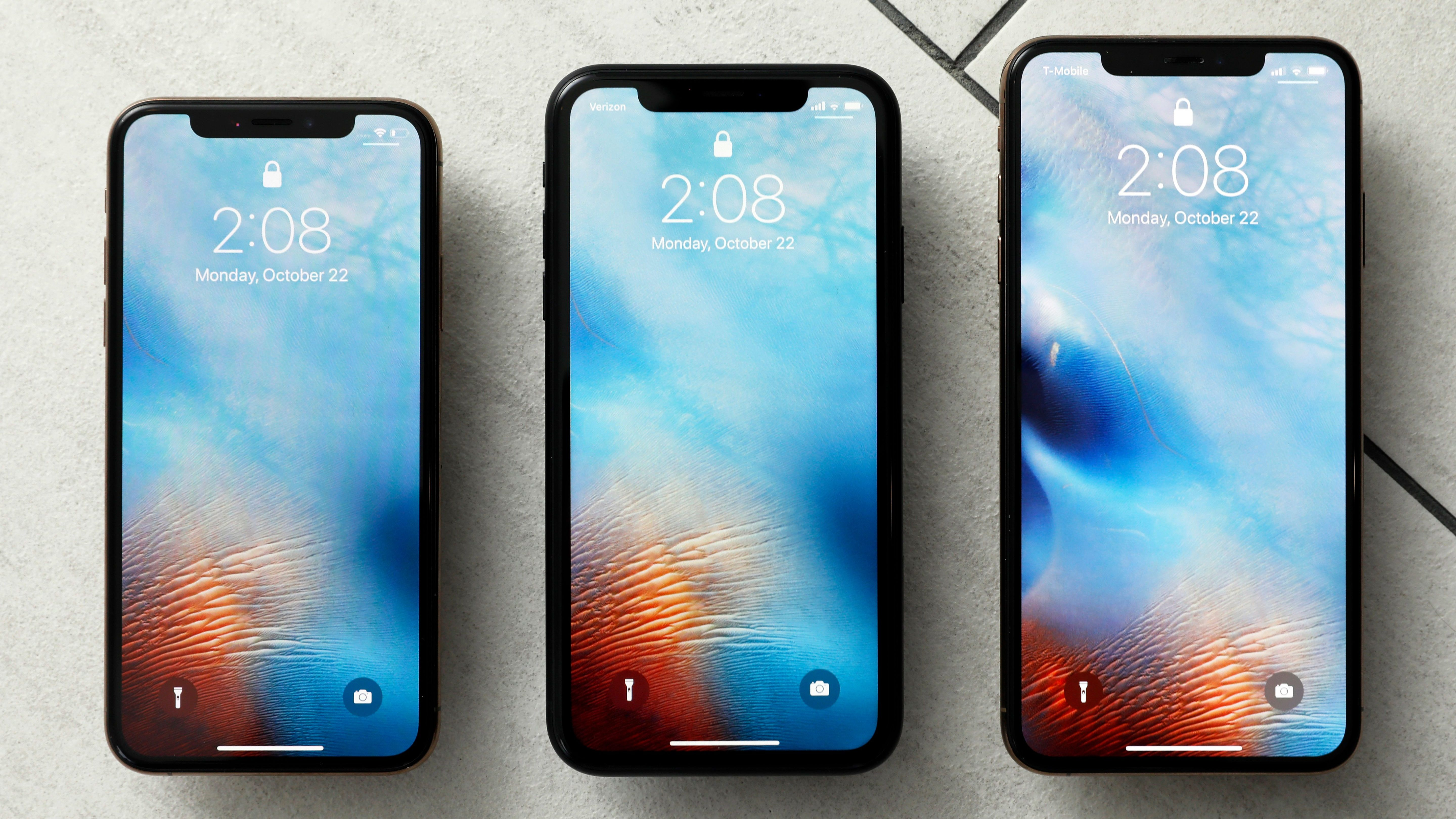 The iPhone Xr seems to be having the same issues as the 5c