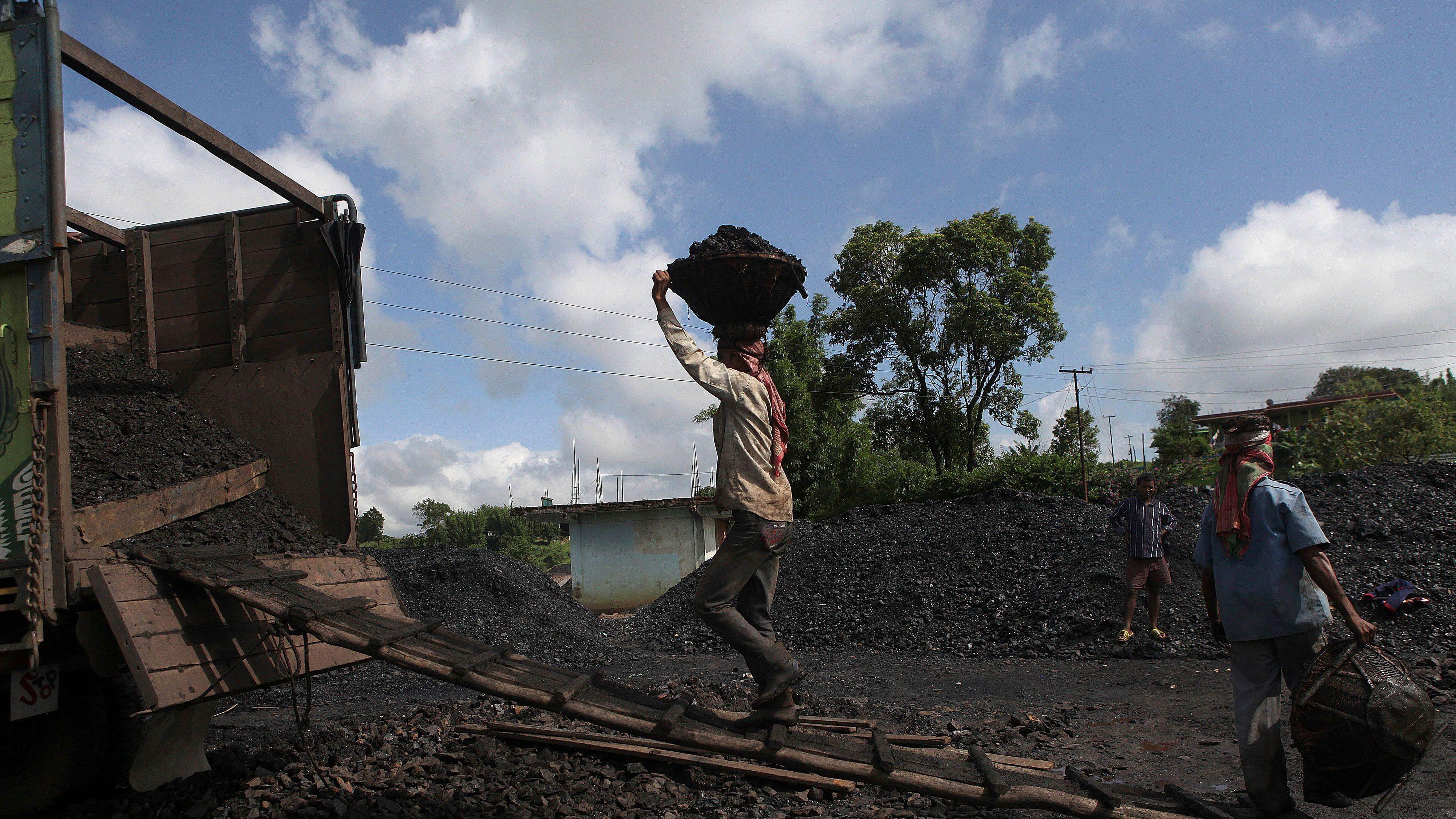 india-coal-mining