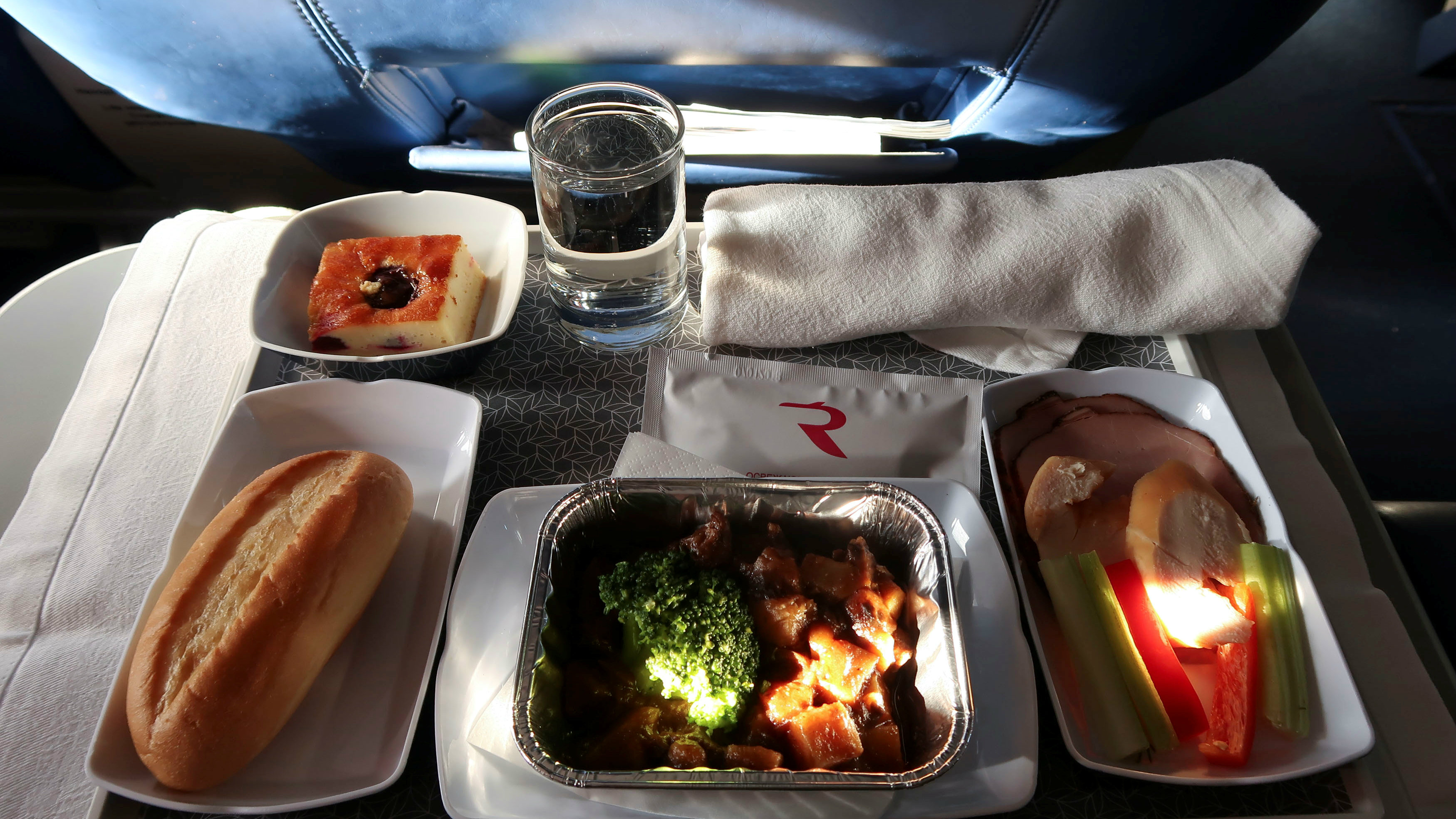 Instagram users are shaming airlines over inflight meals — Quartzy