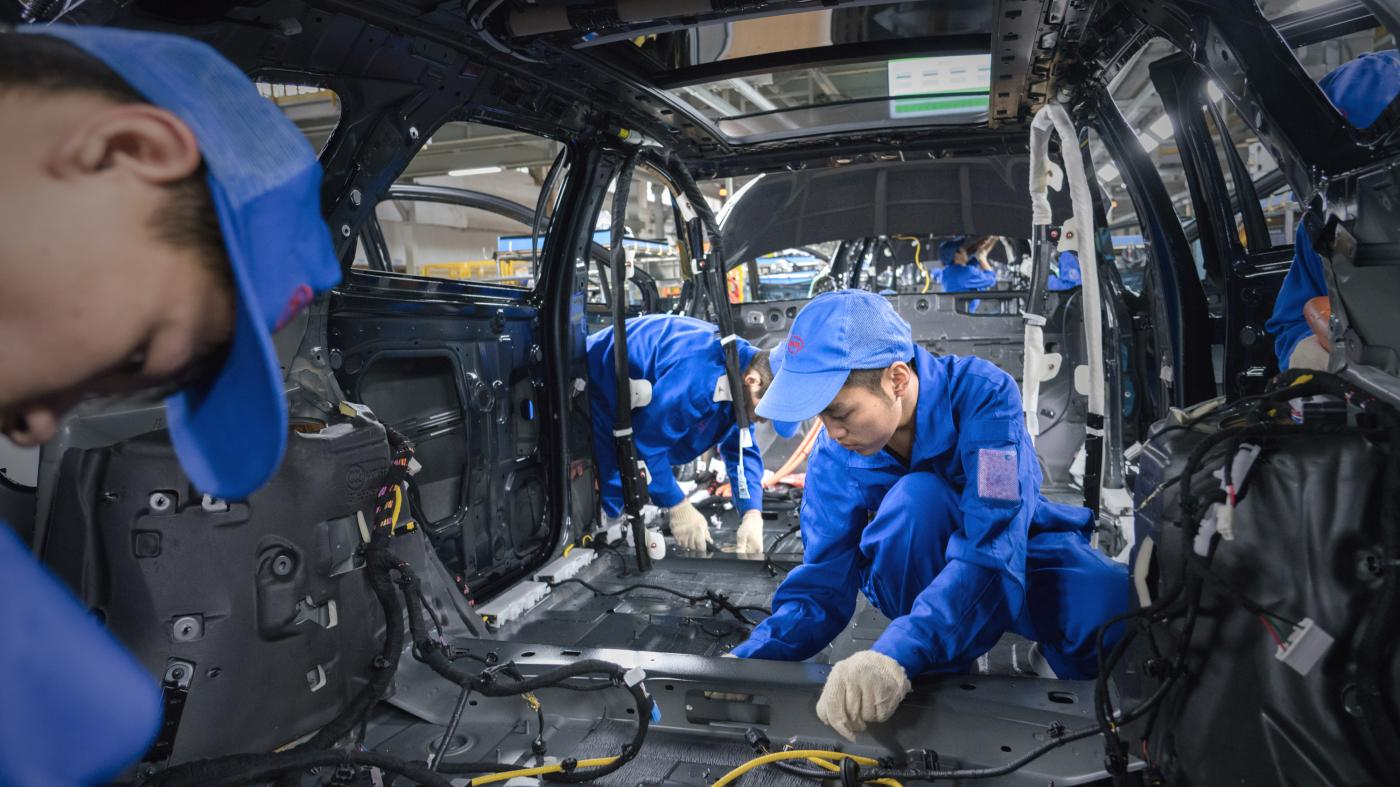 Inside BYD—the world's largest maker of electric vehicles