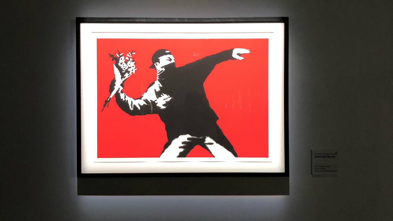 Banksy would definitely hate Art Basel's Banksy museum