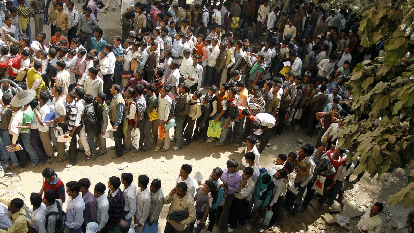 Narendra Modi's jobs problem ahead of India's 2019 elections