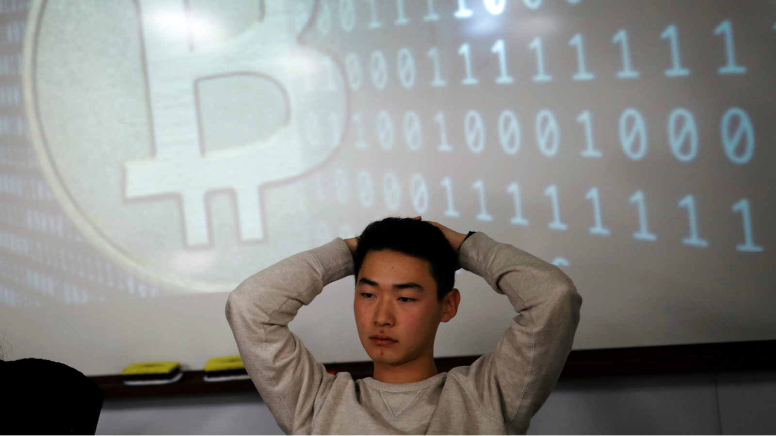 South Korea's crypto craze has morphed into a blockchain boom