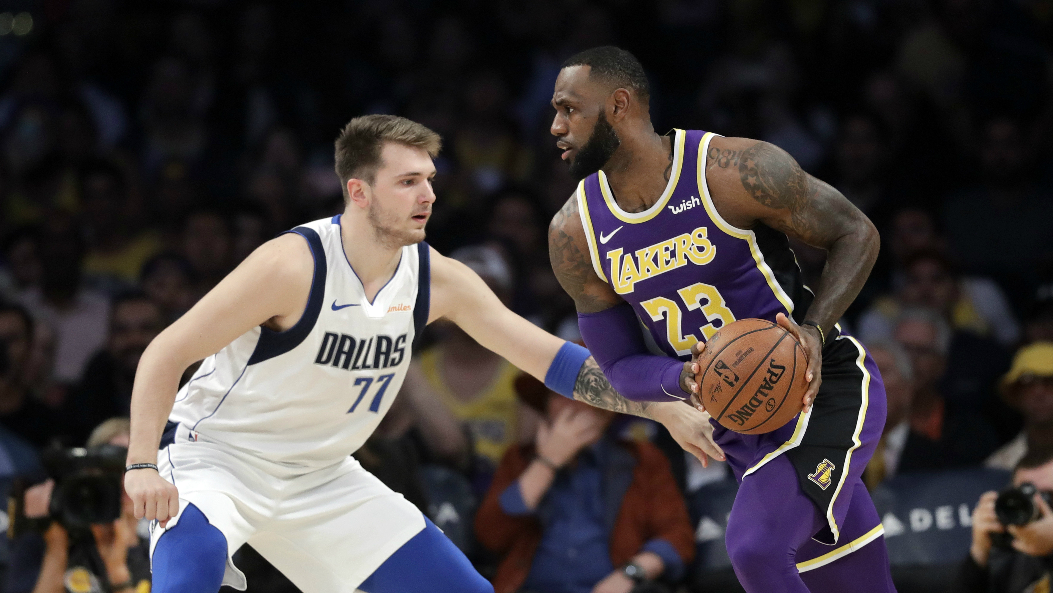 0aed9adc3c1 Slovenian teenager Luka Doncic could be the NBA s next LeBron James ...