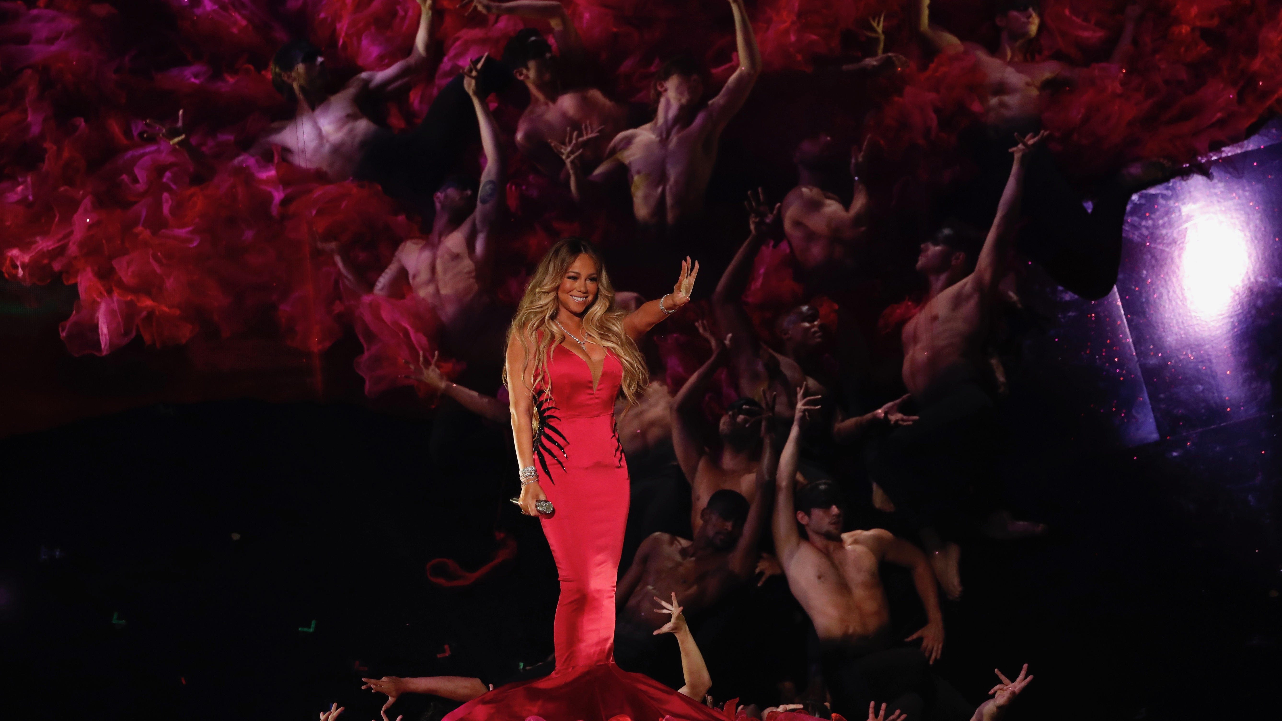 Mariah Carey's record-breaking day shows how little