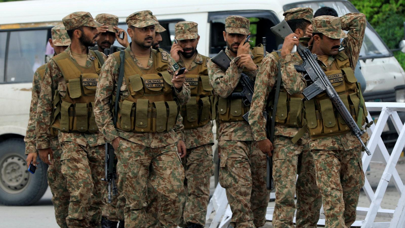 An Indian's Trip Into Rawalpindi's Pakistan Army