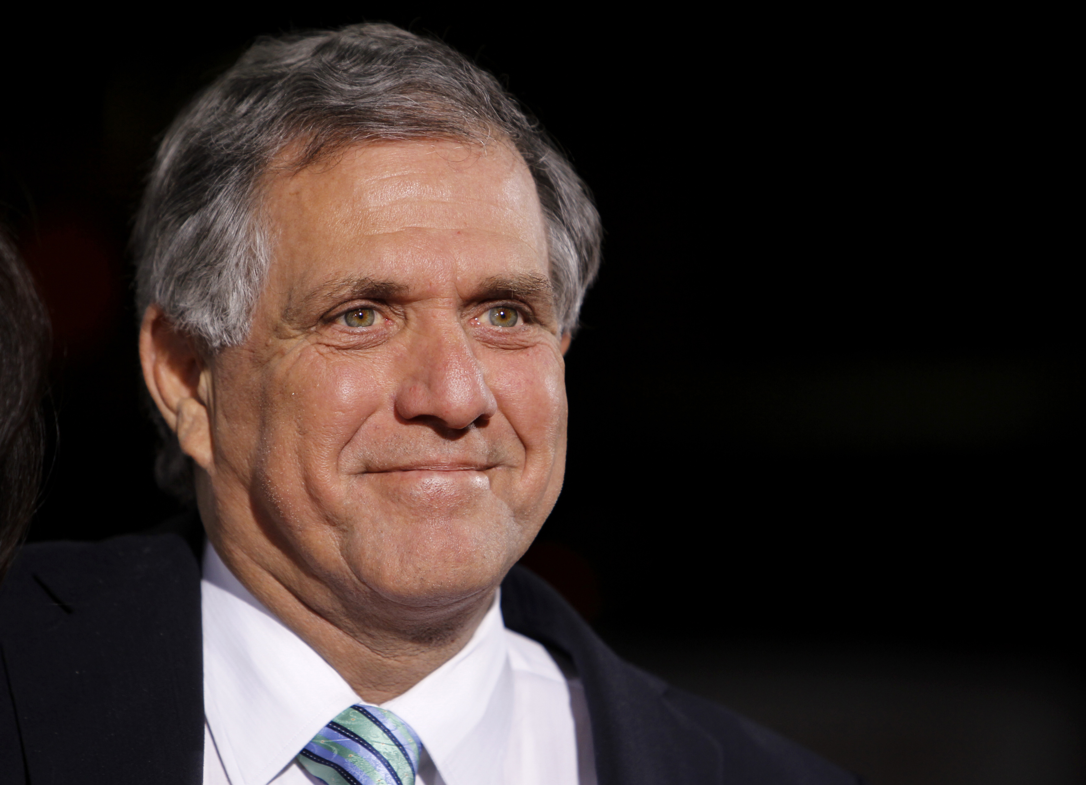 Former CBS chief Les Moonves