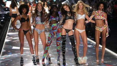 a23867705f91c The 2018 Victoria's Secret Fashion show had record low ratings — Quartzy