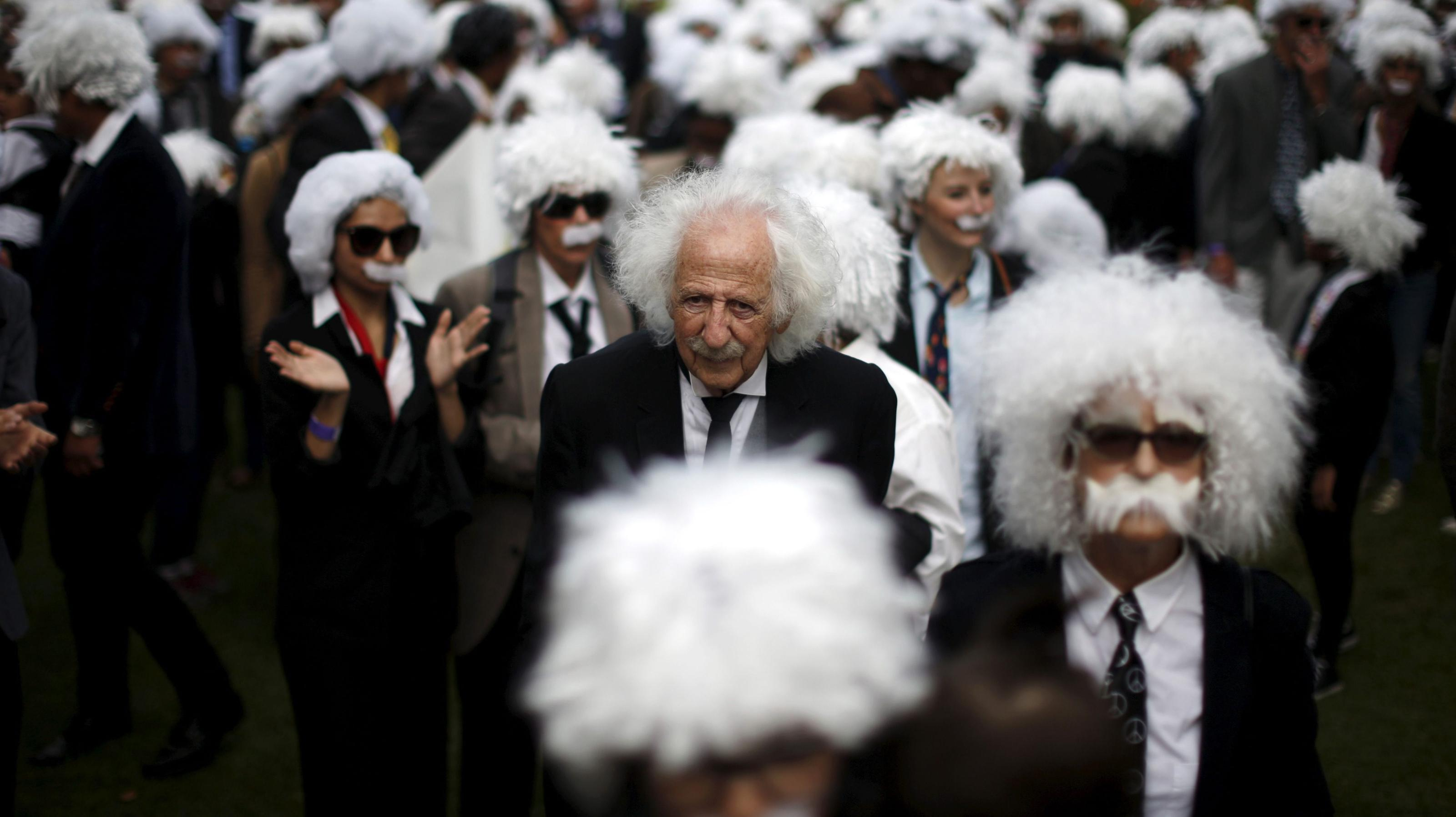Einstein's most effective life hack wasn't about productivity