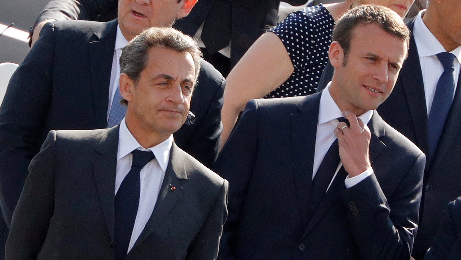 Emmanuel Macron S Strange Bromance With Nicolas Sarkozy Quartz