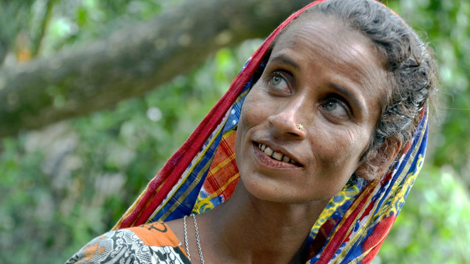Bangaldesh-climate-change-Singpur-women