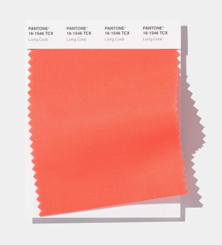 The 2019 Pantone Color Of The Year Is Living Coral Quartz