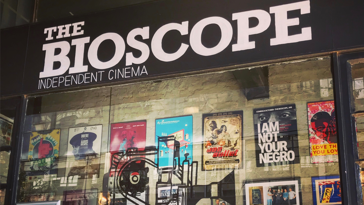 What is bioscope mean