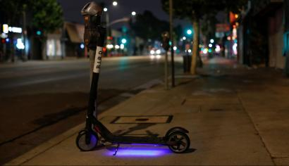 Electric scooter company Bird is being sued for trespass