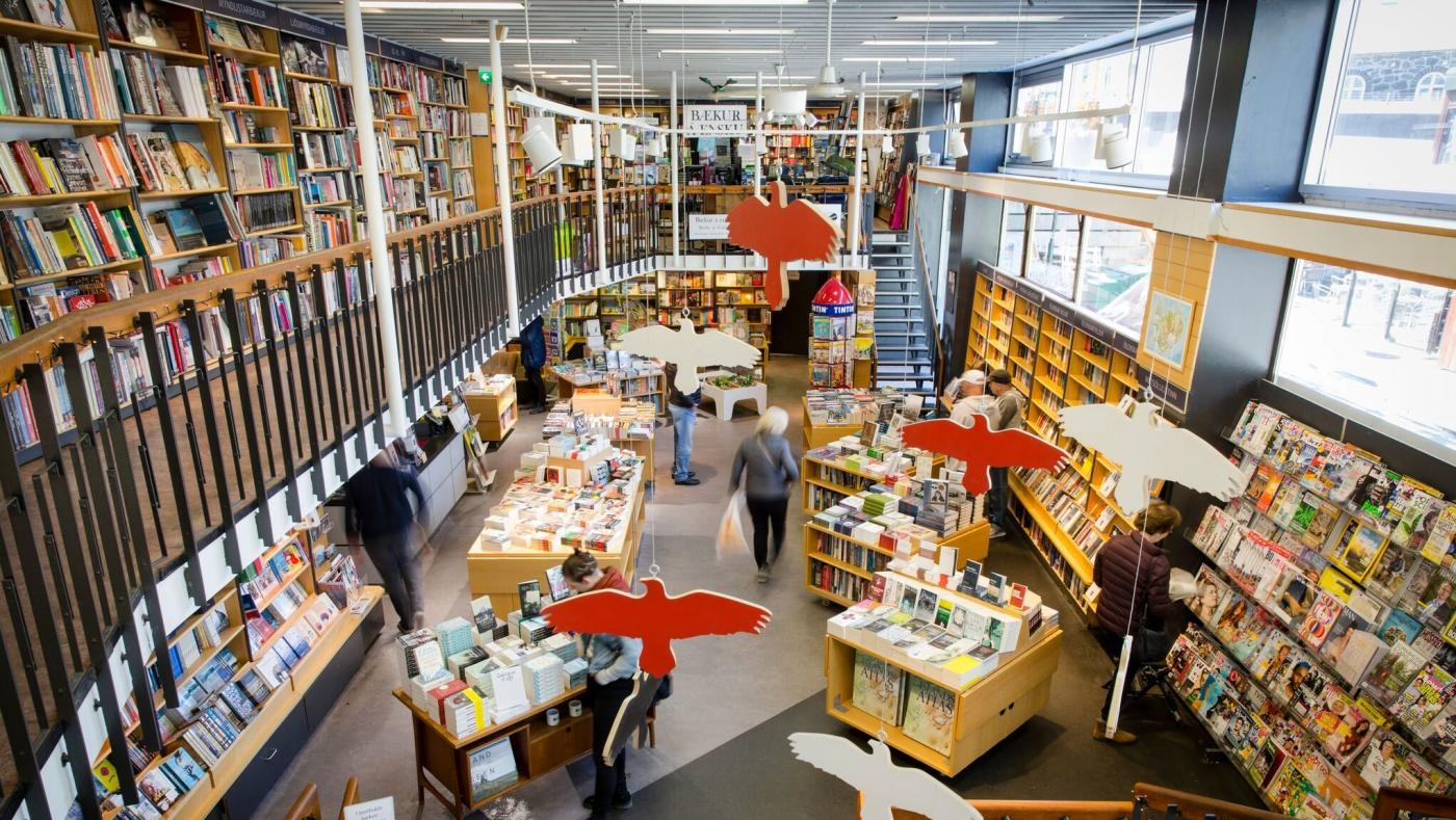 Iceland has the best holiday tradition for bookworms
