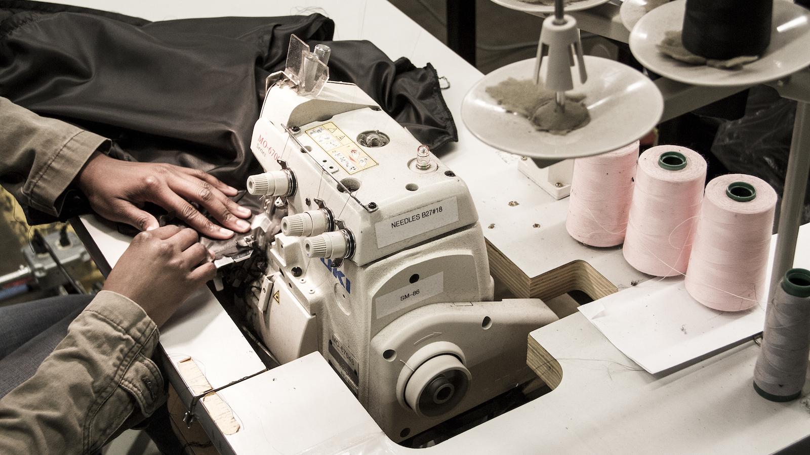 liberator sewing machine