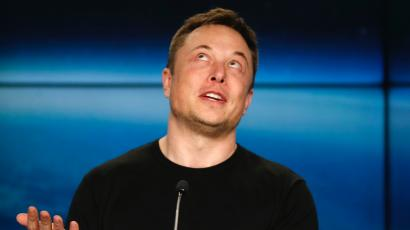 Elon Musk just says whatever.