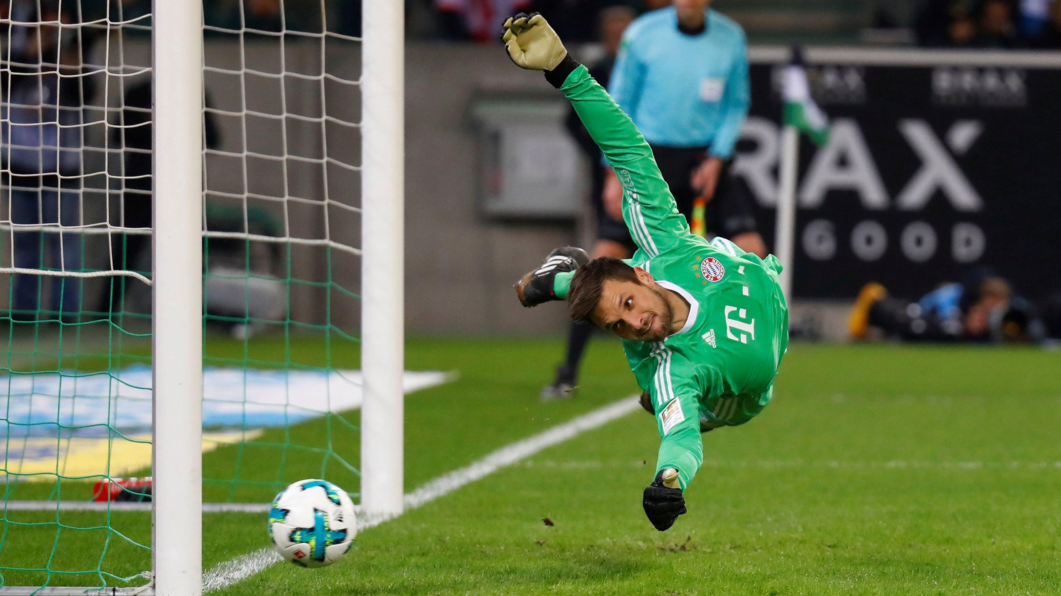 Bundesliga - Borussia Moenchengladbach vs Bayern Munich